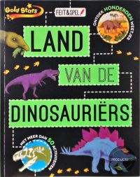 Kinderboeken Icob Dino - Feit & Spel: Dinosauriers 9781474862578