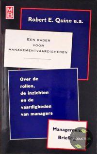 Management briefings - Een kader voor managementvaardigheden 9789052612034