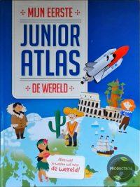 Mijn eerste junior atlas 9789463049252