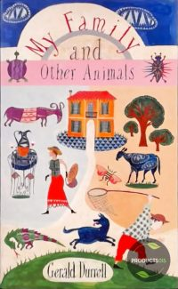 My Family And Other Animals 9780140013993