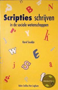 Scripties schrijven in de sociale wetenschappen 9789031310968