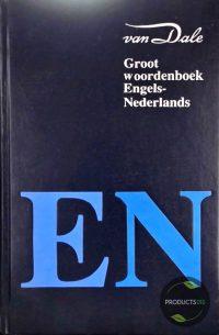 Van dale wdb engels-nederlands 9789066481237