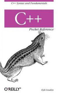 C++ Pocket Reference 9780596004965