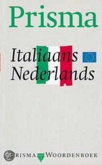 Prisma woordenboek. Italiaans-Nederlands 9789027451552