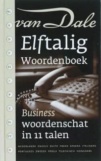 Van Dale Elftalig Woordenboek Business 9789066480346