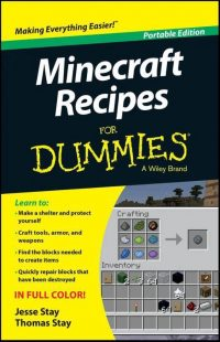 Minecraft - Recipes For Dummies 9781118968277