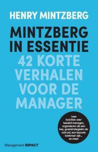 Mintzberg in essentie 9789462763302
