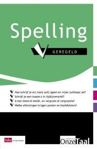 Spelling geregeld 9789012581318