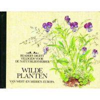 Wilde planten van West- en midden- Europa 9789064070747