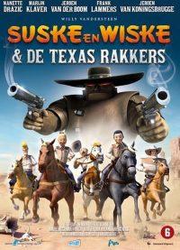 Suske & Wiske en de Texas Rakkers 8711983496408