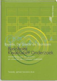 Basisboek kwalitatief onderzoek 9789020731798