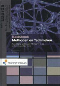 Basisboek methoden en technieken 9789001807719
