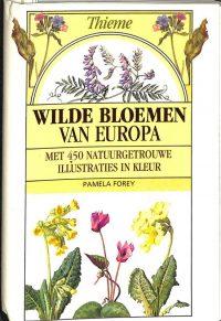 Wilde bloemen van Europa 9789052101354