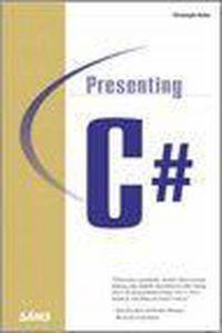 Presenting C# 9780672320378