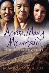 Across Many Mountains 9781846553455