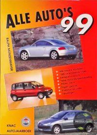 ALLE AUTO'S 1999 9789060135761