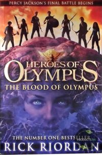 Blood of Olympus 9780141339252