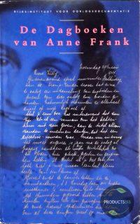 Dagboeken van Anne Frank 9789012051354
