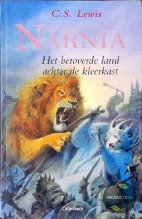 De kronieken van Narnia 2 - Het betoverde land achter de kleerkast 9789026610578