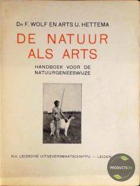 De natuur als arts : Handboek voor de natuurgeneeswijze 7423629667639
