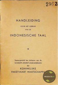 Handleiding voor het gebruik van de Indonesische taal 7423629082050