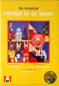 NIJNTJE IS ER WEER: MUSICAL /S DVD NL 7321932889987