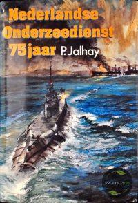 Nederlandse onderzeedienst 75 jr 9789022818640