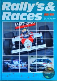 RALLY'S EN RACES 88/89 9789060139745