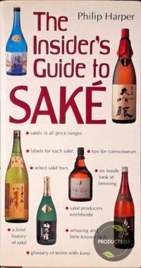 The Insider's Guide To Sake 9784770020765