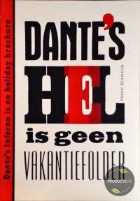 Dante's Hel is geen vakantiefolder / Dante's Inferno is no holiday brochure 9789081261715