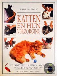 Katten en hun verzorging 9789041090218