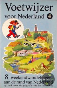 Voetwijzer voor Nederland - deel 4 9789062553167