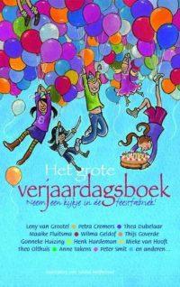 Het grote verjaardagsboek 9789025111113