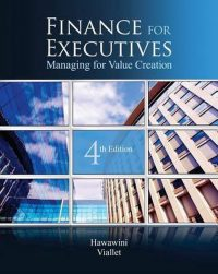 Finance for Executives 9780538751346