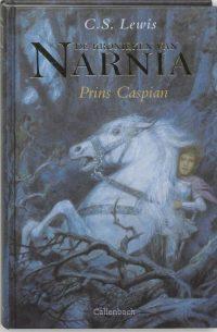 De kronieken van Narnia 4 - Prins Caspian 9789026610592