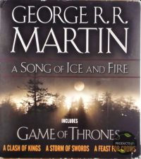 A Song of Ice and Fire (Four-Volume Boxed Set: A Game of Thrones/A Clash of Kings/A Storm of Swords/A Feast of Crows) 9780345529053