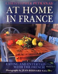 At home in France: eating and entertaining with the French 9780297830344