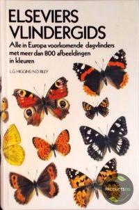 Elseviers vlindergids 9789010001757