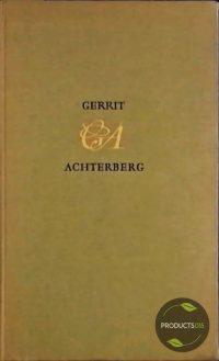 Gerrit Achterberg : Verzamelde gedichten 7423629886801