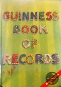 Guinness Book of Records: Edition 25, 1979 9780900424908