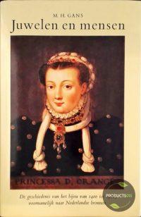 Juwelen en Mensen : De geschiedenis van het bijou van 1400 tot 1900 7423636423495