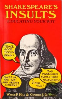 Shakespeare's Insults 9780091809911