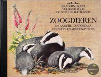 Zoogdieren Veldgids Natuurliefhebber 9789064071362