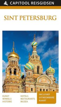 Capitool reisgids : Sint Petersburg 9789000342235