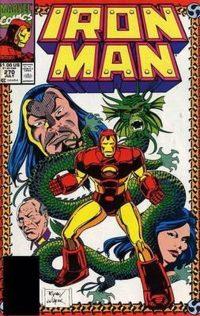 Iron Man 9780785131311