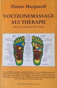 Voetzonemassage als therapie 9789060303214