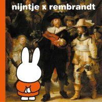 Nijntje x Rembrandt 9789056477967