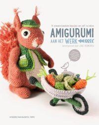 Amigurumi aan het werk 9789491853081