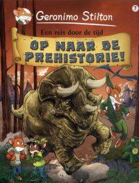 Op naar de prehistorie! strip 7 9789054617600