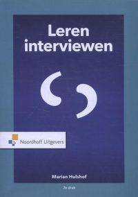Leren interviewen 9789001862565